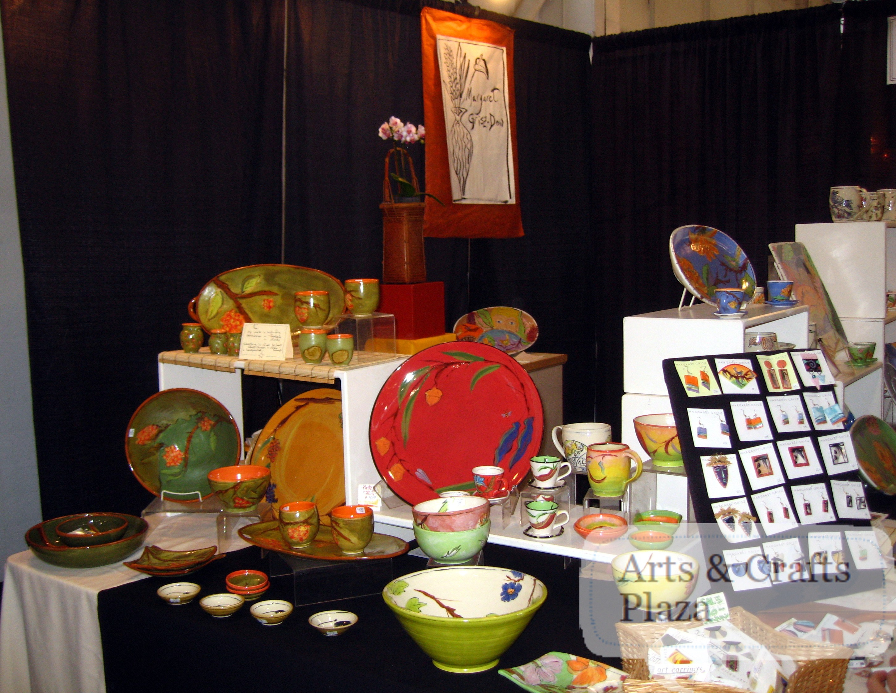 Celebration Of Craftswomen Arts And Crafts Show