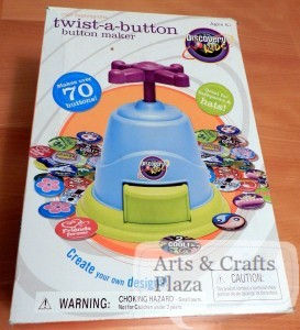 Craft arts crafts plaza for Michaels crafts button maker