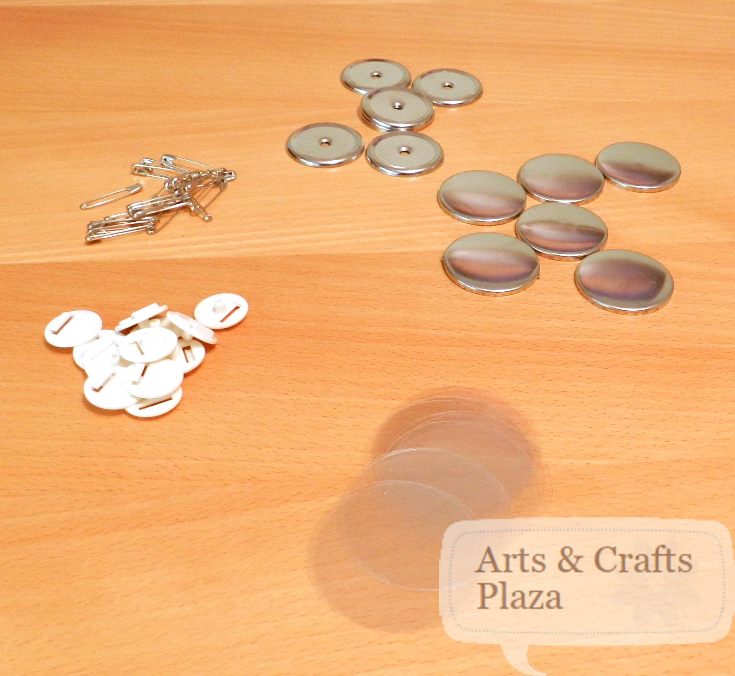 Button maker 4 arts crafts plaza for Michaels crafts button maker