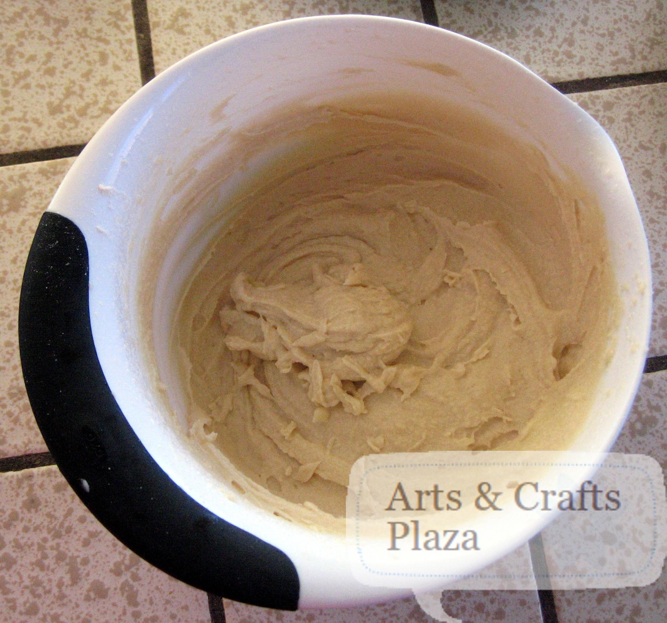 Almond Scented White Cake 15 — Arts & Crafts Plaza